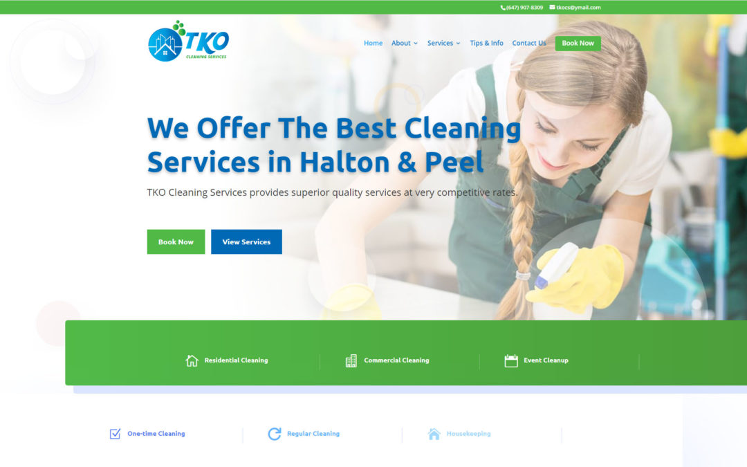 TKO Cleaning Services